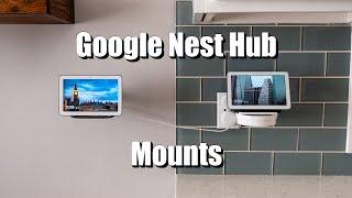 The Best Mounts for the Google Nest Hub