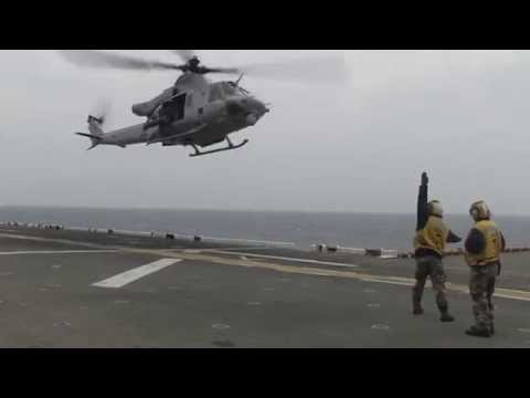 U.S. Marines, Sailors Assist in Korean Ferry Response
