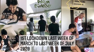KAN CHHUNGKUA - MUMBAI 2020 MARCH-JULY LOCKDOWN DIARIES  | Compilation from my Instagram Stories