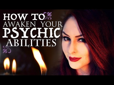 How to Awaken Your Psychic Abilities ~ The White Witch Parlo