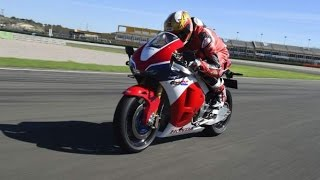 FIRST REVIEW: Honda RC213V-S MotoGP bike for the road