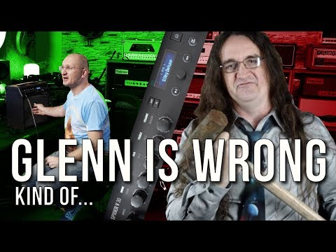 Glenn Is WRONG About The Spider V... In A Way...