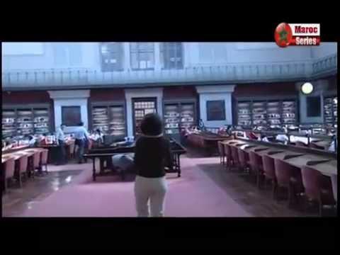 La bibliotheque de saint  lorenzo de el Escorial  مكتبة مولاي زيدان