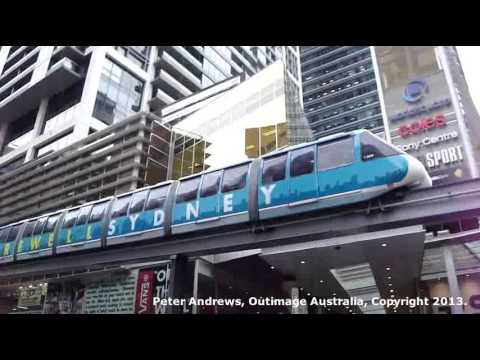 Farewell to Sydney's Monorail
