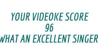 VIDEOKE SCORE 96