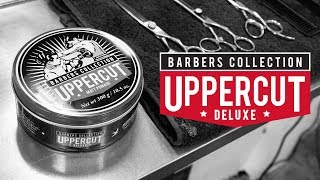 Uppercut Deluxe Introduces the Barber's Collection