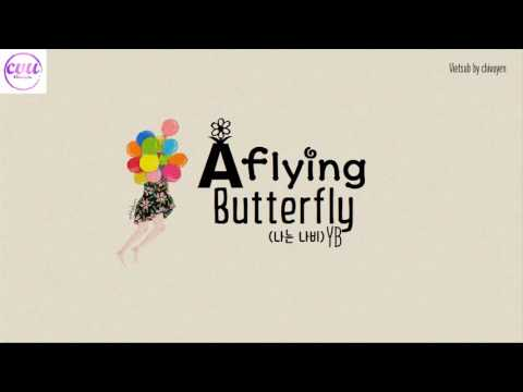 [Vietsub + Engsub + Hangul] YB - A Flying Butterfly (나는 나비)