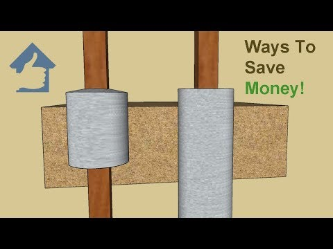 Watch This Video Before Installing Your Next Wood Fence Post – Money Saving Ideas