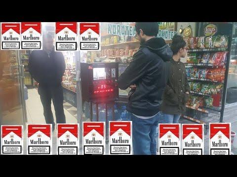 Sigara düşürme makinesinin hilesi %100 garanti hd