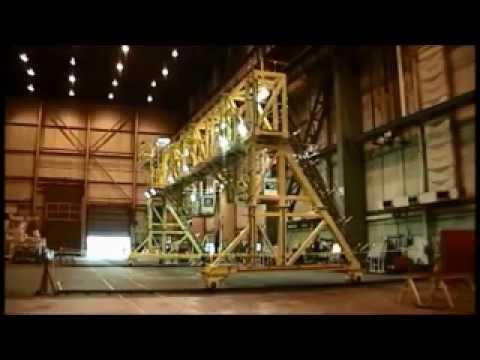 Self Propelling Rail Gantry, Personnel Lift