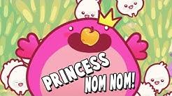 Princess NOM NOM German Gameplay - Fressen bis einer platzt