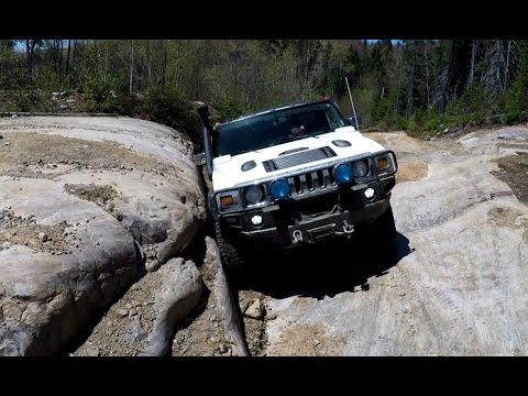 Thumbnail: Hummer H2 Rock Crawling - Extreme 4x4 OFF-ROAD