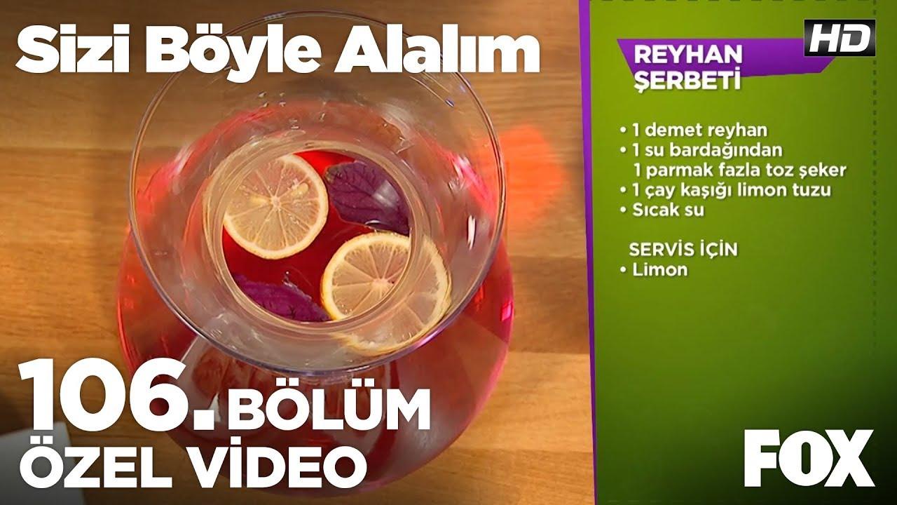 Reyhan Şerbeti Nasıl Yapılır Videosu