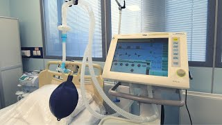 В Бишкеке принимают пациентов с COVID 19 в мобильных стационарах