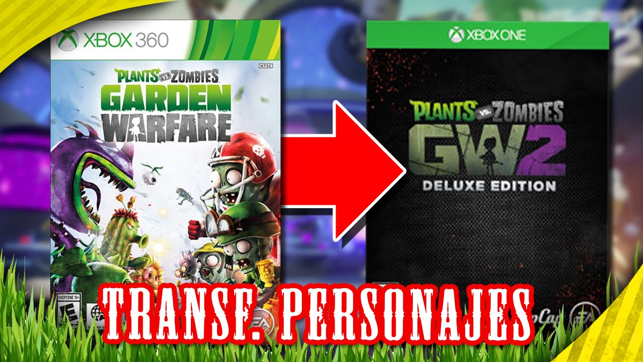 plants vs zombies garden warfare 2 tem de estreia anunciada - Plants Vs Zombies Garden Warfare 2 Xbox 360