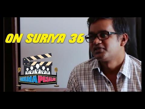 Selvaragavan - On Suriya 36