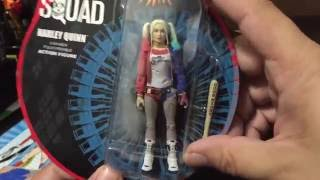 funko dc legion of collectors suicide squad unboxing and review