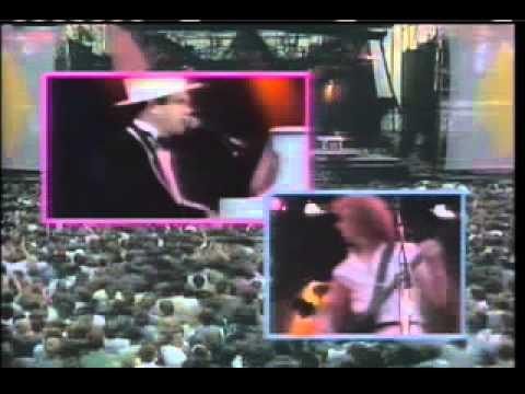 """ELTON JOHN """"WEMBLEY 1984"""""""