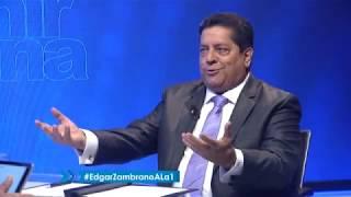 Edgar Zambrano: Impedir entrada de la ayuda humanitaria sería una torpeza política 2/5