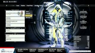 Warframe Devstream - Episode 64
