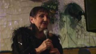 "New York. Ep.4. Legenda Vie a Cintecului Romanesc, doamna Gigi Marga, La Frumoasa Virsta de 80 De Ani. ""LA MULTI ANI!"""