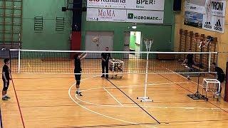 Волейбол. Обучение связующего игрока в Италии