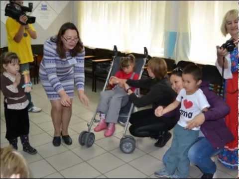 Дети-инвалиды - ангелы земли