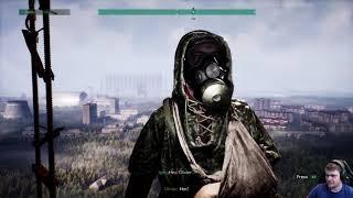 Koniec podróży na dzisiaj! Chernobylite pre-alfa DEMO / 11.04.2019 (#9)