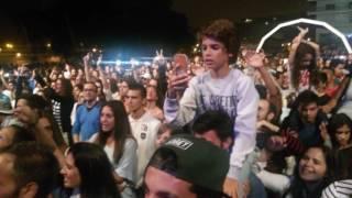 Dengaz ft. Matay - Dizer Que Não - Ao Vivo em Aveiro 2016
