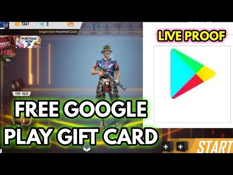 How To Get Free Google Play Gift Card || How To Get Free Google Redeem Code Genuine Trick