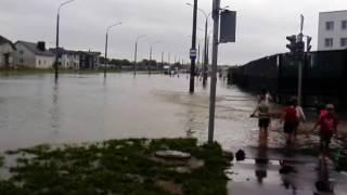 Gambar cover Каменные Джунгли в Минске. Потоп ровно через год.