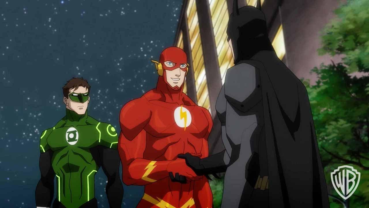 justice league war kinox
