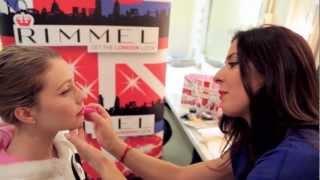 Create X Factor's Ella Henderson's Retro Look | Rimmel Makeup Challenge