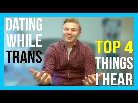 Dating While Trans - Top 4 Statements I Hear [CC] || Jeff Miller