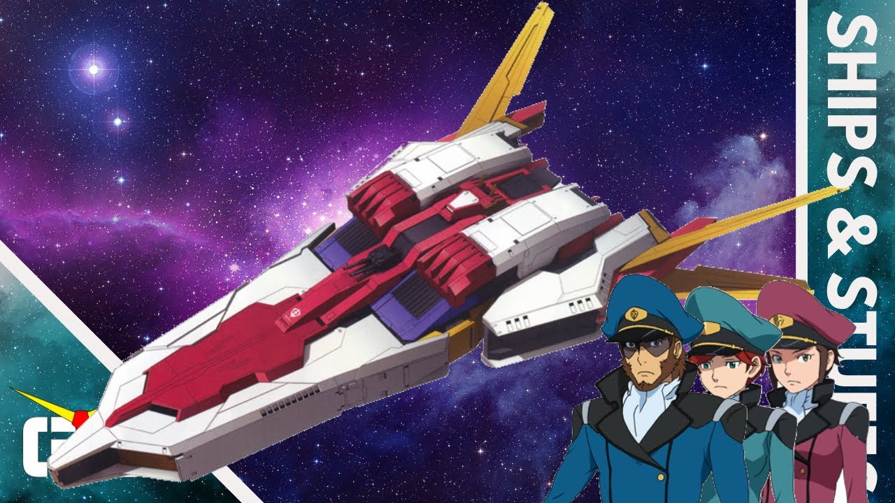 The Diva Flagship Of Mobile Suit Gundam AGE | Ships & Stuffs - Gundam Universe Lore
