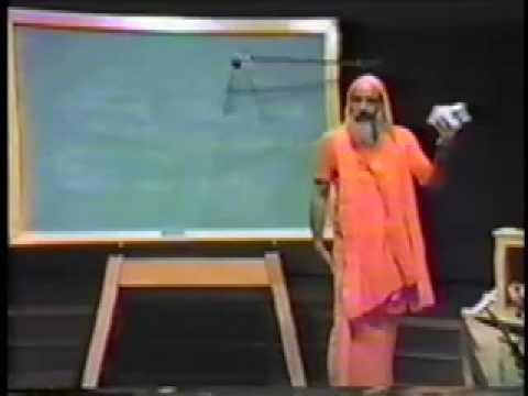 #15 Swami Dayananda Saraswati -  (w/subtitles) The Nectar of Non-Duality