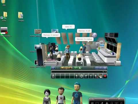 Club Cooee - 3D Avatar Chat & Virtual World Messenger Trailer