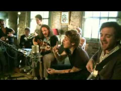 Paolo Nutini - Pencil full of lead (live session)