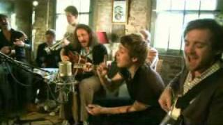 Live session of Paolo Nutini performing Pencil full of lead.