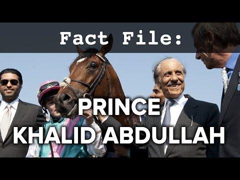 Fact File: Prince Khalid Abdullah