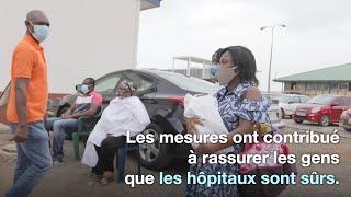 Comment le Ghana maintient des services de santé essentiels pendant la COVID-19