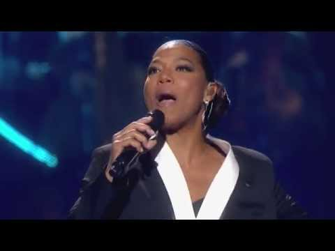 "Queen Latifah ""U.N.I.T.Y."" 2014 Nobel Peace Prize Concert"