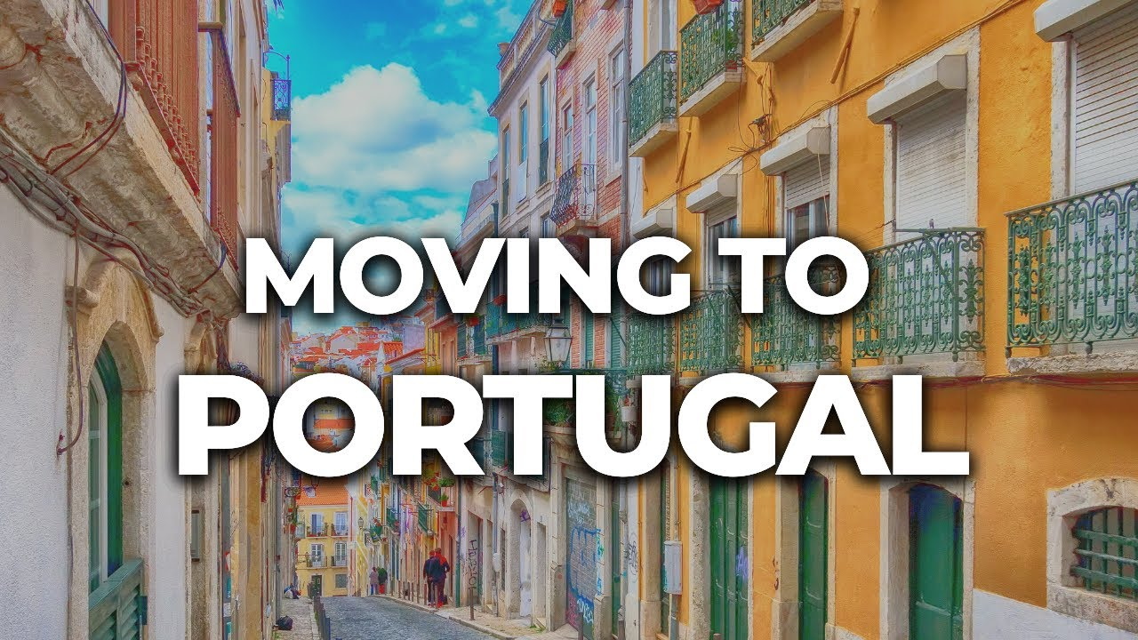 Moving to Portugal! | Wandering Soup