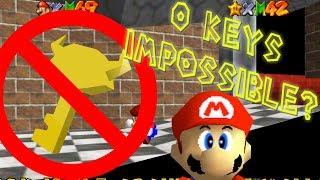 "Super Mario 64 - Why a ""0 Keys"" TAS Isn't Possible"