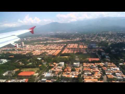 From Barranquilla to Bogota and now landing in Cucuta
