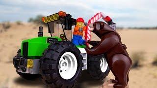 LEGO Monster Attack 💀 🔺 HORROR Storie for Children