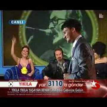 Popstar-Ercan-Yıkıla Yıkıla 06.04.08 popstar alaturka