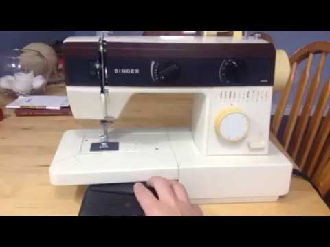 40 Singer Sewing Machine YouTube Interesting 1970s Singer Sewing Machine