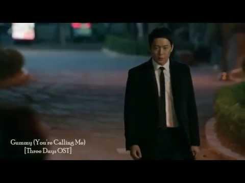 MV Gummy (거미) - 날 부르네요 (You're Calling Me) (Three Days Ost.)