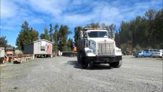 For Sale Kenworth T800 T/A Axle Dump Truck 14' Steel Box 435HP Cat bidadoo.com